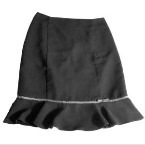 Chapter one black skirt size 10 petite